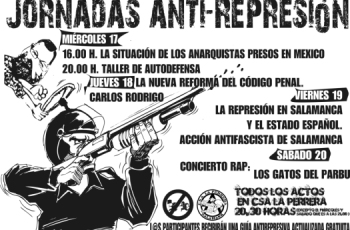 anti-represion